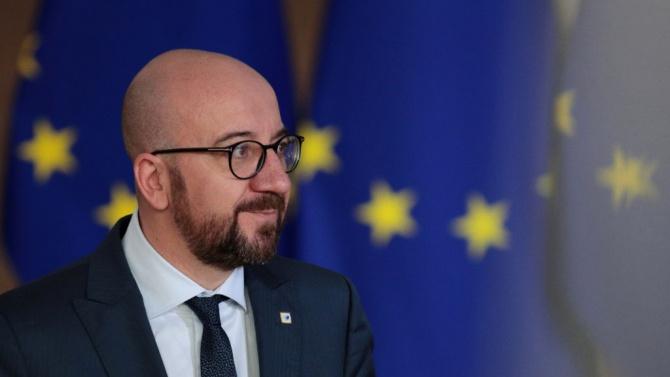 Председателят на Европейския съвет излезе от карантина