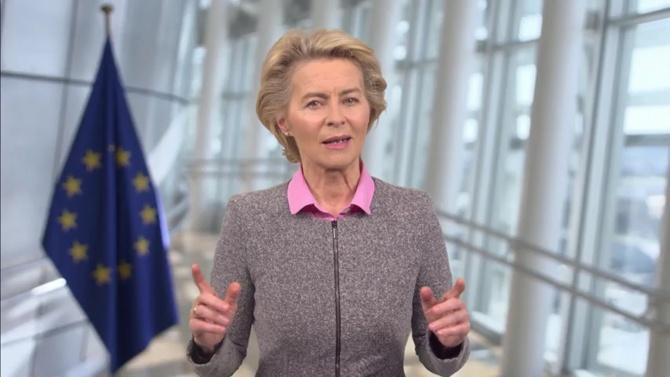 Фон дер Лайен: Споразумение между ЕС и Великобритания за Брекзит все още е възможно