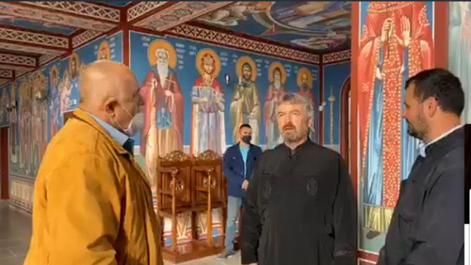 Бойко Борисов в Габрово: Хората да свикнат, вече не вали като едно време