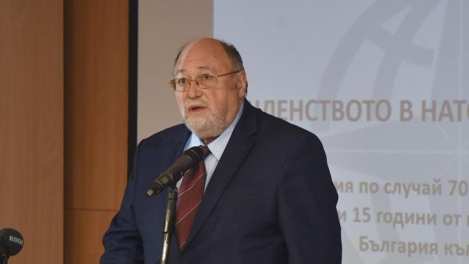 Александър Йорданов определи като клеветници говорещите срещу България в Брюксел
