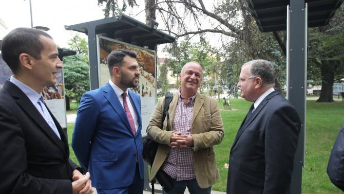 Георг Георгиев: България и Израел се радват на стабилни и възходящи връзки