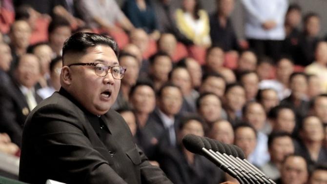 Ким Чен-ун нареди започването на 80-дневна кампания за нов тласък на икономиката