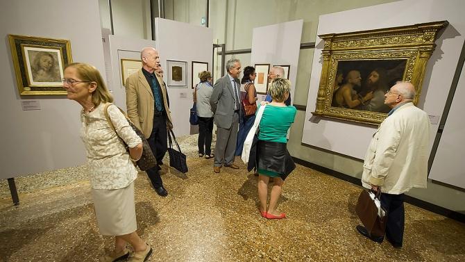 """Експерти: Леонардо да Винчи не е рисувал смятан за """"изгубен"""" шедьовър"""