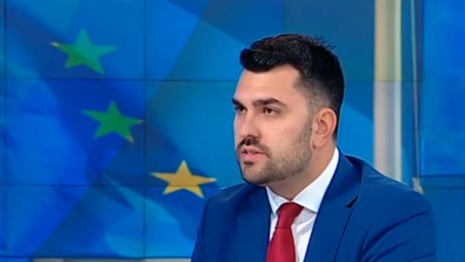 Георг Георгиев: Силата на ГЕРБ произтича от българския народ