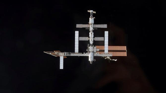 Тоалетната в руската част на МКС за кратко излезе от строя