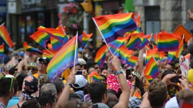 Напрежение в Пловдив по време на шествие срещу хомофобията