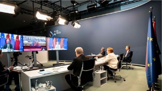 Европейският съвет нищи Брекзит и COVID-19