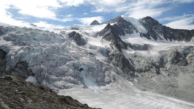 Швейцарските ледници се топят с тревожни темпове