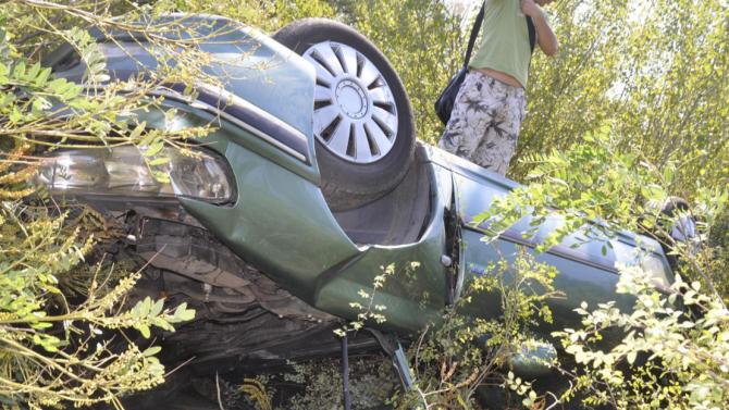 Млад мъж пострада при катастрофа на пътя Павликени – Патреш
