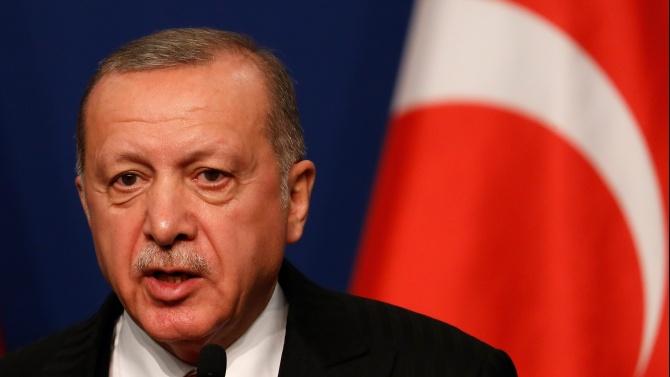 Ердоган: САЩ не знаят с кого си имат работа