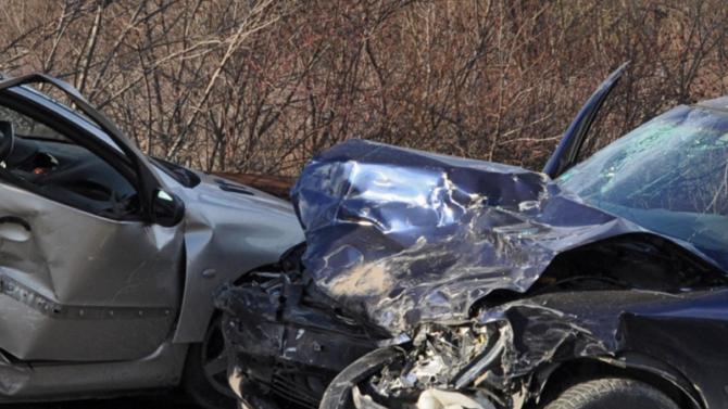 Мъж пострада при катастрофа на пътя В. Търново – с. Ресен