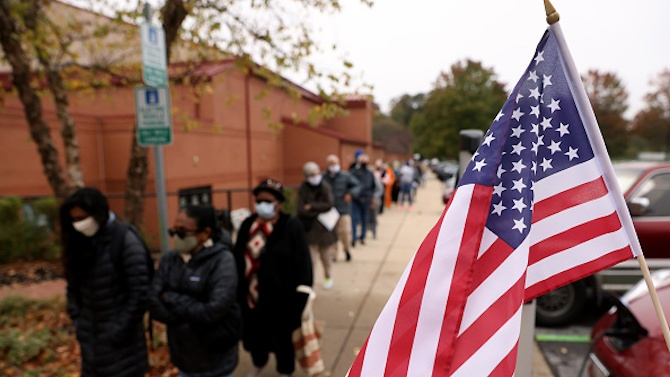 Десет ключови щата, които ще решат изхода от президентските избори в САЩ