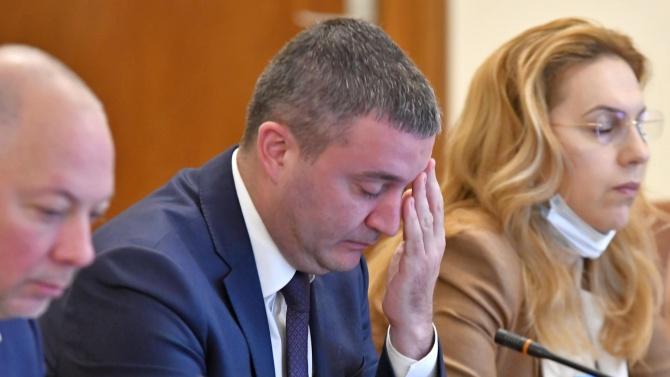 Какво би казал Горанов за новия бюджет на управляващите?