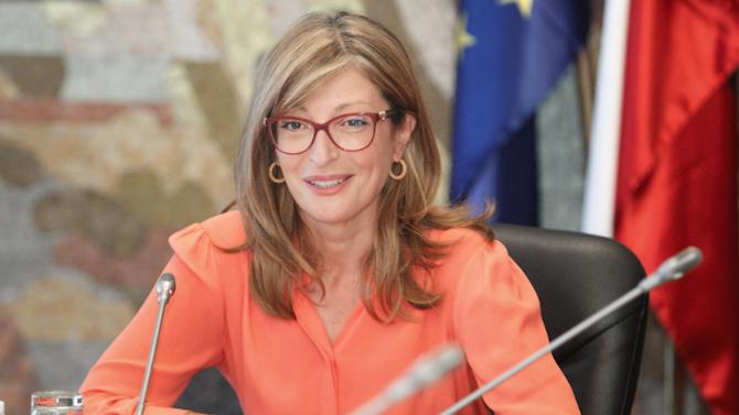 Захариева: България не е в състояние да одобри преговорната рамка за Република Северна Македония във вида, в който се представя