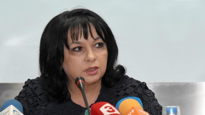 Теменужка Петкова:  Никой не  може да ни обвинява, че бюджетът е разоряващ
