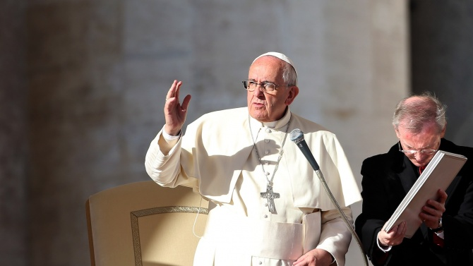 Папа Франциск: Случващото се в Нагорни Карабах е трагедия
