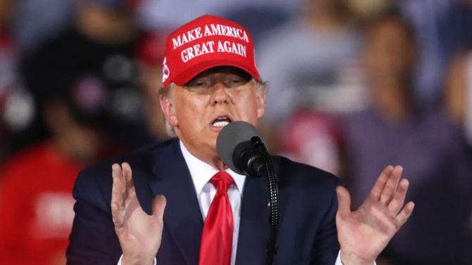 Тръмп прикани привържениците си да гласуват активно