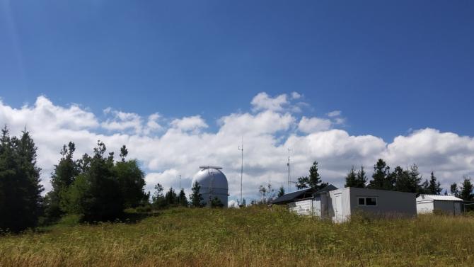 Националната астрономическа обсерватория Рожен няма да приема посетители