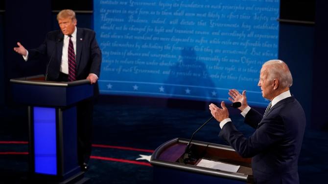 Стефан Тафров: Ако Байдън спечели, има много какво да поправя след Тръмп
