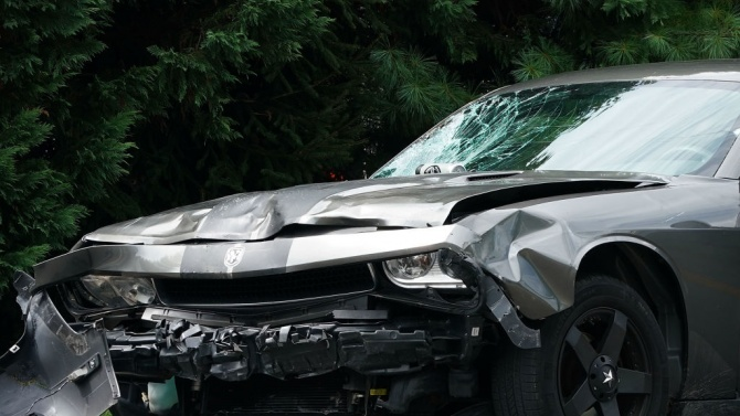 10 души са ранени в катастрофи през изминалото денонощие