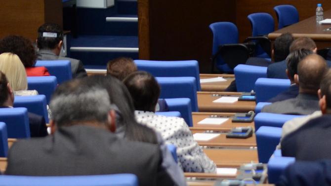 Депутатите под карантина ще да могат да участват в пленарните заседания чрез видеоконферентна връзка