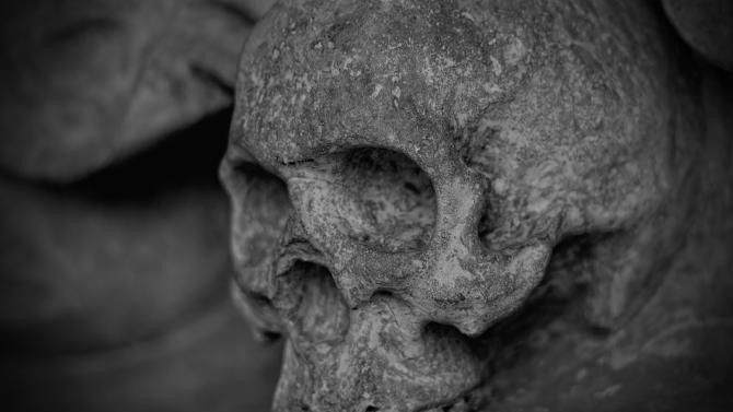 Откриха човешки череп край село Каменик