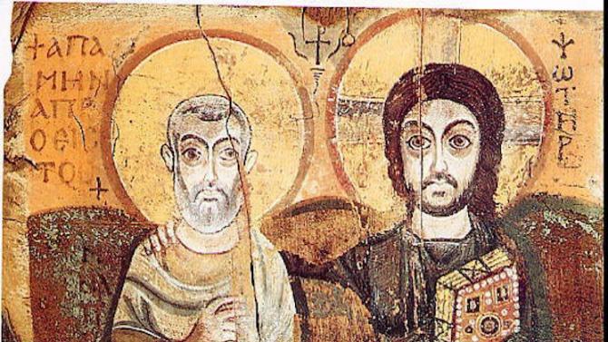 """Във Видин посрещат икона на Свети Мина - дарение за катедралния храм """"Св.Димитър"""""""