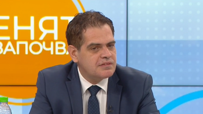 Лъчезар Борисов:  Българската икономика върви напред