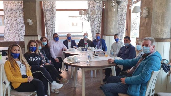 Републиканци за България: Жителите на Панагюрище искат промяна на статуквото в страната