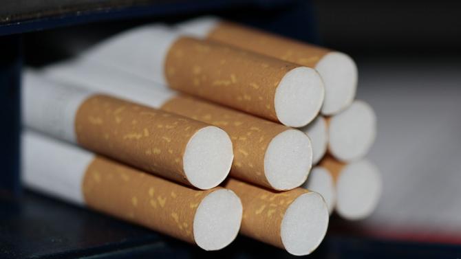 Цигари без бандерол иззеха полицаи