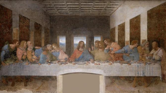 Продадоха за рекордна сума картина на ученик на Леонардо да Винчи