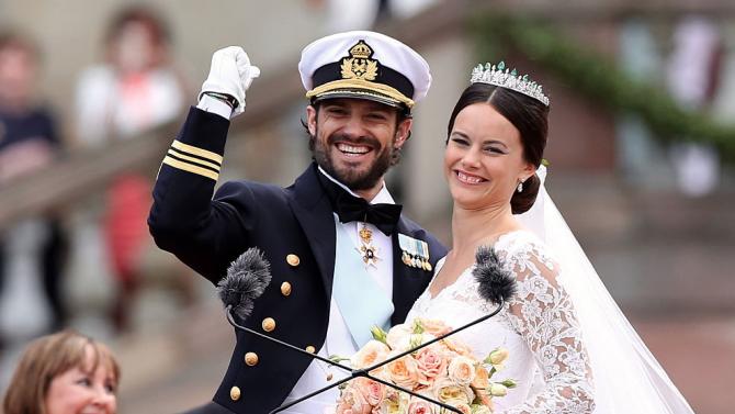 Шведският принц и съпругата му са заразени с коронавирус