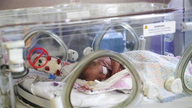 3-месечно бебе бе прието в болница с травми и фрактури на главата