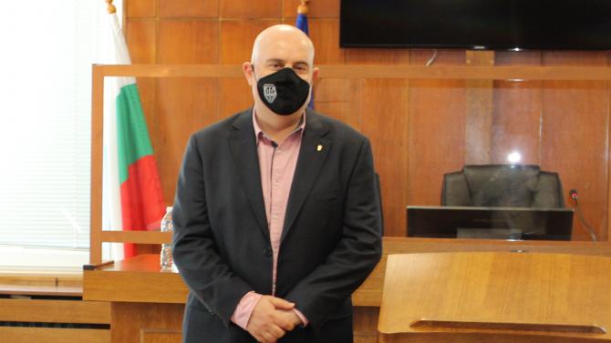 Гешев и прокуратурата подкрепиха поставянето на бюст-паметник на Удроу Уилсън в София