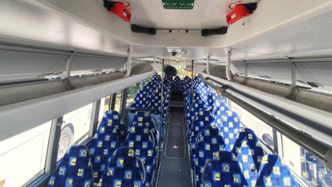 Заради епидемията в Каварна се отменят курсове по автобусни линии