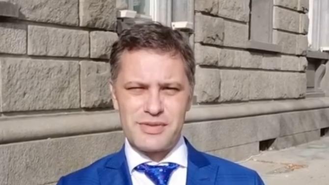 Александър Сиди: Не може да се говори за отлагане на изборите