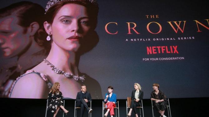 """Netflix отряза претенциите на британски министър към сериала """"Короната"""""""