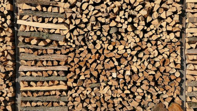 Конфискувани дърва за огрев бяха дарени на нуждаещи се домакинства от Търговищко