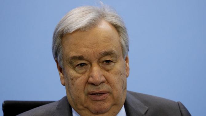 Генералният секретар на ООН: Публично ще се ваксинирам срещу коронавируса