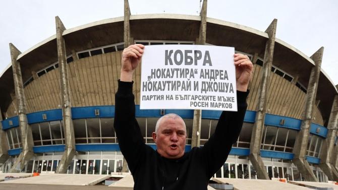 Подкрепа от Росен Марков за Кубрат Пулев във Варна