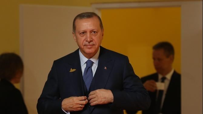 Ердоган и Шарл Мишел са обсъдили срещата на върха на ЕС