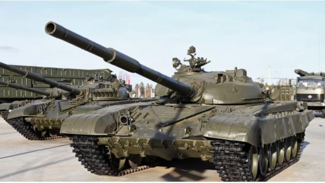 Започва модернизацията на 44 танка Т-72