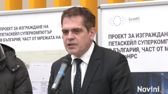 Лъчезар Борисов: От днес започваме да строим бъдещето на България
