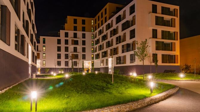 Галакси Инвестмънт Груп със специална награда за жилищен парк Royal Garden