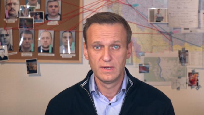 В Русия започна ново разследване срещу Навални за мошеничество