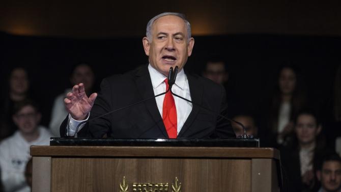 Бенямин Нетаняху посрещна лично ексагент на МОСАД