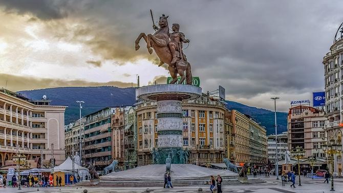 Николай Василев: Политиката ни към Северна Македония трябва коренно да се промени