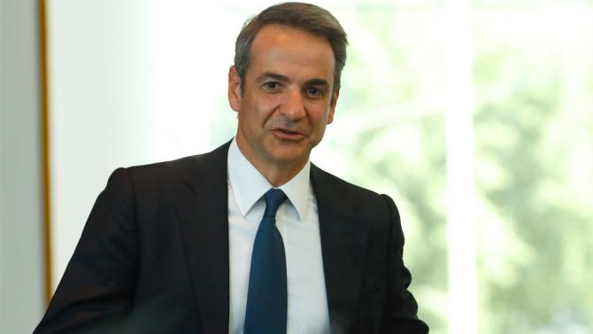 Новите лица в правителството на Гърция положиха клетва