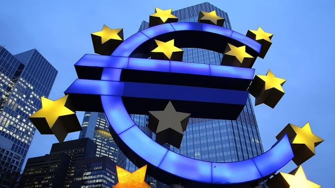 ЕЦБ очаква спад на БВП на еврозоната през последното тримесечие на 2020г.