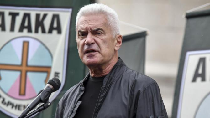 От КЗД погват Волен Сидеров, заканил се да отмени гей парада в София?